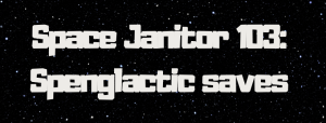 Space Janitor 103