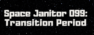 Space Janitor 099