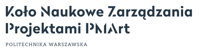 Rozpoczęliśmy współpracę medialną zKołem Naukowym Zarządzania Projektami PMArt