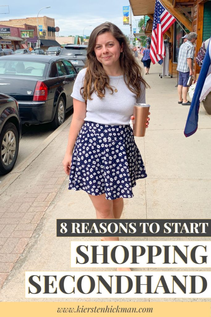 pin on 8 reasons to shop secondhand