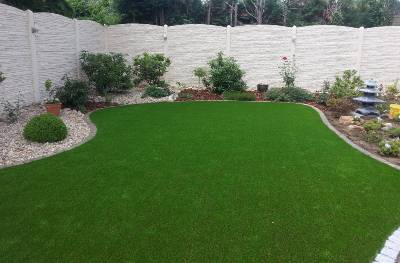 Mooi kunstgras kiezen en kopen voor uw tuin