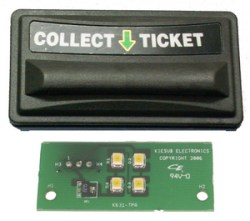K631-TPA LED Replacement Board for Ticket Printer Arrow on IGT Upright Slot Machines