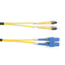 SC-ST Singlemode Duplex Fiber Optic Jumpers