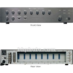 TOA A-906MK2 60-Watt 8-Channel AMP/Mixer