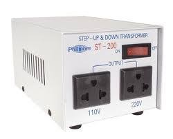 ST200 200W Step Up/Step Down Transformer