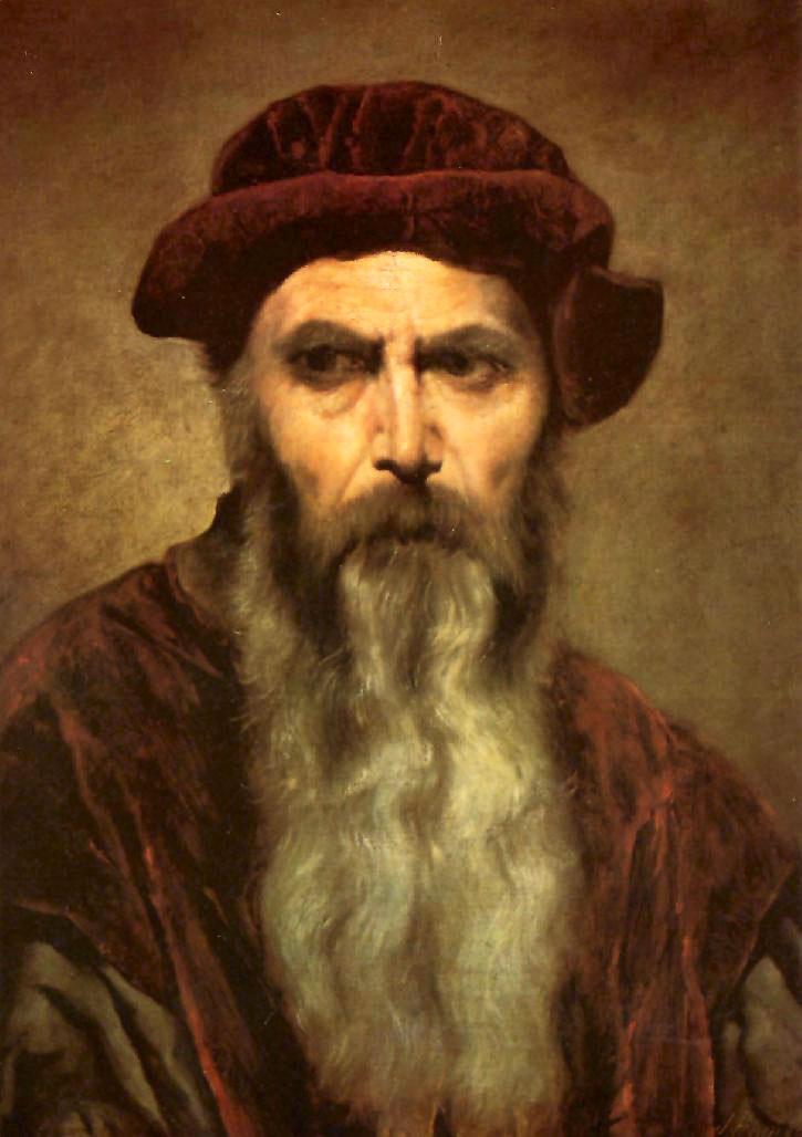 Иоганн Гутенберг - человек, создавший первую в Европе ...