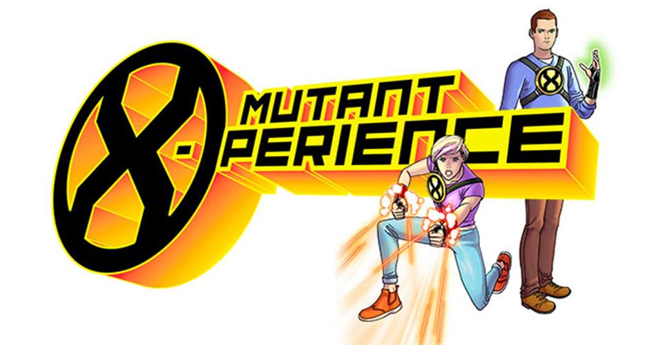 Banner Mutant X-perience