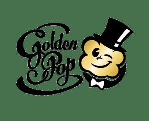 Logo Golden Pop