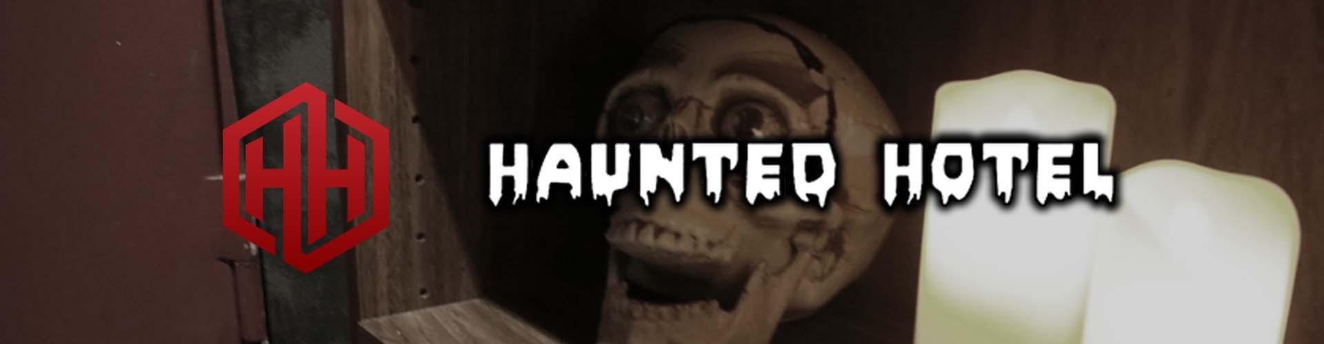 Haunted Hotel Banner