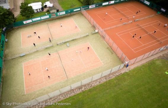 Drop-in tennis hver søndag fra. d. 9 maj