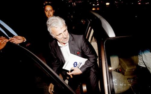 رسميا فسخ العقد مع غيريتس.. الماء والشطابة حتى لقاع بلجيكا!!