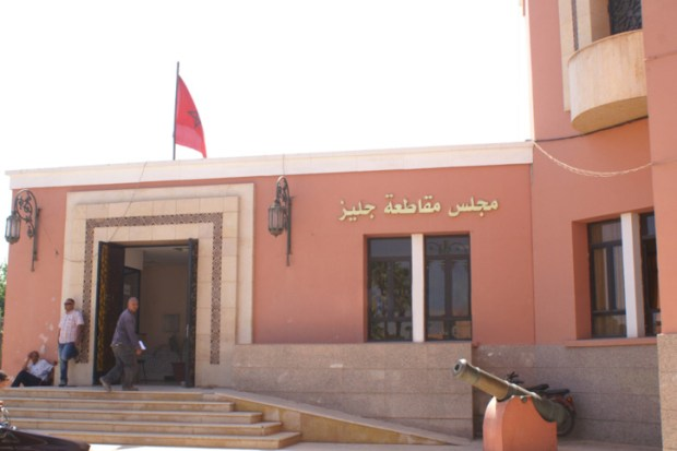 مراكش.. النخيل على إيقاع الحملة الانتخابية
