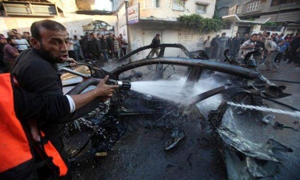 العدوان على غزة.. 49 قتيلا و430 جريحا