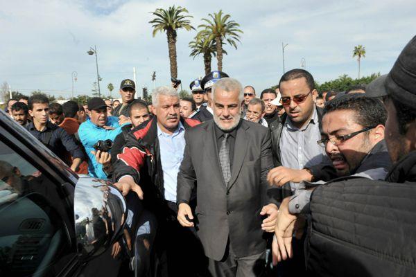 التضامن مع غزة في كازا والرباط.. التخليطة (صور)