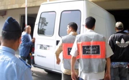 الحي المحمدي.. عصابة ضربها السلك