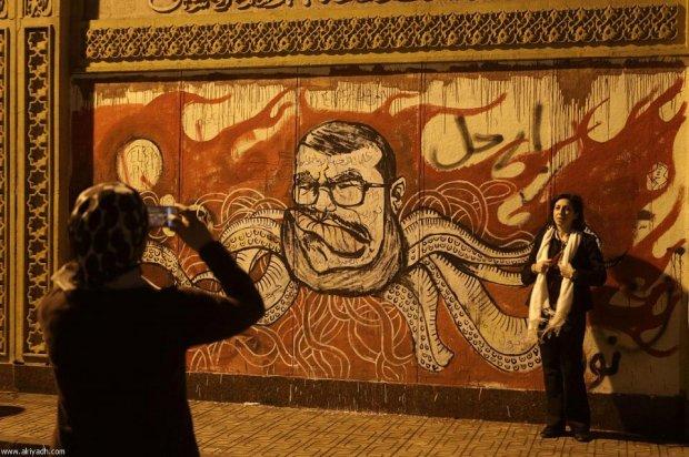 مصر محمد مرسي.. مع أو ضد