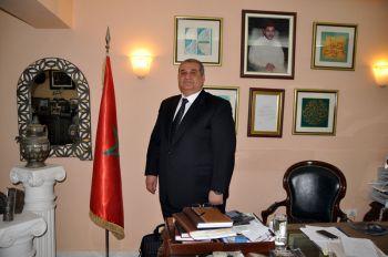 مقتل القنصل الشرفي للمغرب في سوريا.. الملك يعزي