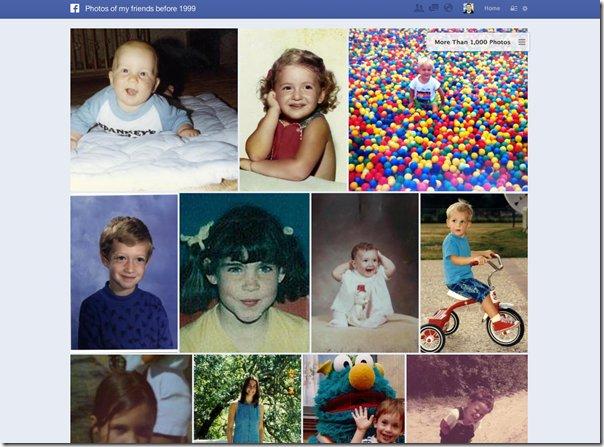 فايس بوك.. محرك بحث فاضح (صور)