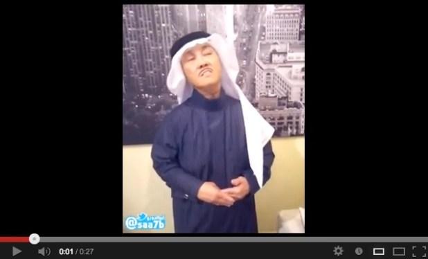 تقليد.. محمد عبده شينوي