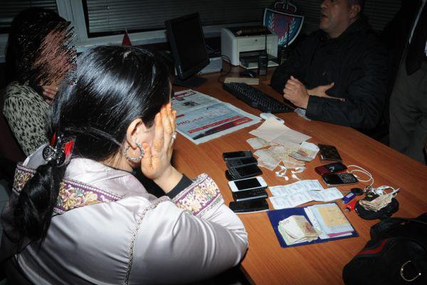 كازا.. عصابة الكوكايين في يد الشرطة (صور)