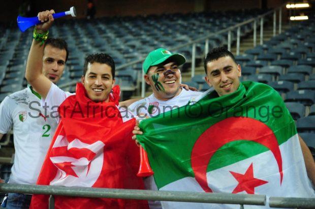 الكرة غدارة.. تونس تفوز على الجزائر في الوقت بدل الضائع (فيديو)