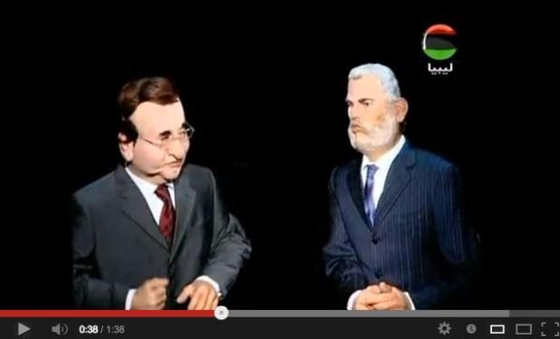 """في تصرف لا مهني.. قناة نسمة تصف الجزيرة بـ""""الحقيرة"""" (فيديو)"""