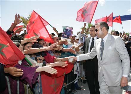 الملك محمد السادس: لا نريد مغربا بسرعتين