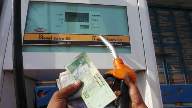 نشرة المحروقات.. انخفاض ثمن البنزين والفيول واستقرار سعر الغازوال