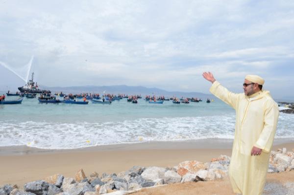 """طنجة.. 70 مليون درهم لتهيئة قرية الصيادين """"الدالية"""""""