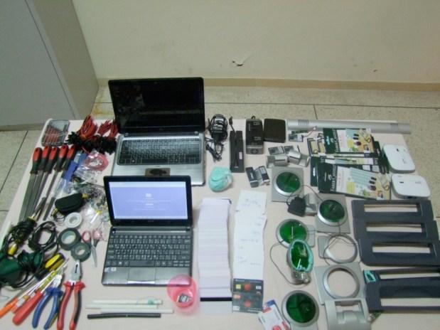 متخصصة في قرصنة بطائق الائتمان والبطاقات البنكية.. تفكيك شبكة دولية يتزعمها أتراك في مراكش (صور)