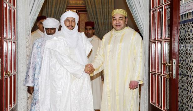 هافينغتون بوست: الملك محمد السادس لعب دورا مهما في حل قضية مالي