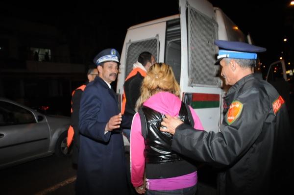 كازا.. البوليس يداهم شققا للدعارة ويوقف فتيات ورجالا في حالة تلبس