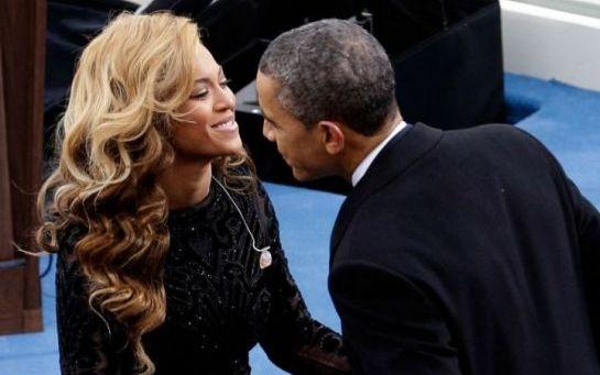 أوباما وبيونسي.. إشاعة