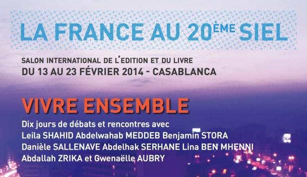 المعرض الدولي للنشر والكتاب.. 40 كاتبا فرنسيا و50 لقاء في الجناح الفرنسي (البرنامج)