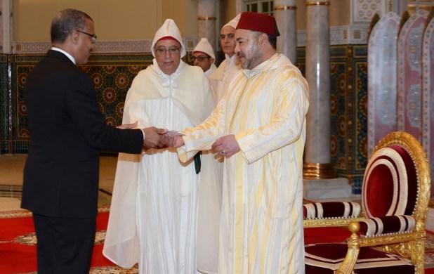 الدار البيضاء.. الملك يستقبل السفيرين الأمريكي والمالي