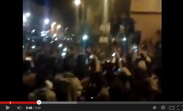 قلعة السراغنة.. الهجوم على سيارة مهاجر أسقطت قتيلين و7 جرحى (فيديو)