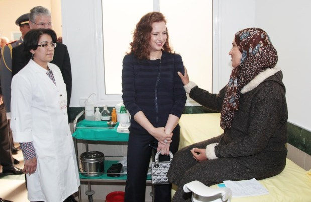 الدار البيضاء.. للا سلمى تدشن المركز المرجعي للرصد المبكر للسرطان