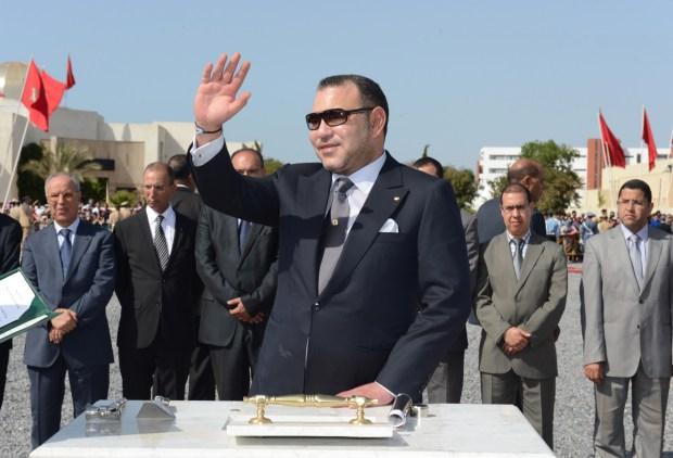 استثمارات تفوق 18 مليار درهم.. الملك يطلق مشاريع لتطوير العاصمة