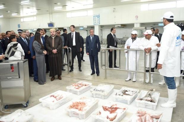 بني ملال.. الملك يدشن مشاريع سوسيو-اقتصادية