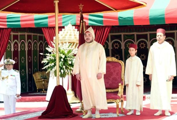 ناشيونال إنتريست: قيادة الملك محمد السادس للحقل الديني يحتذى بها