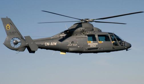 برافو.. الدرك يستعمل المروحيات لإنقاذ 3 أشخاص حاصرتهم مياه الأمطار في طاطا