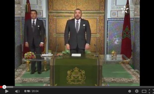 بالفيديو.. خطاب الملك بمناسبة ذكرى المسيرة الخضراء