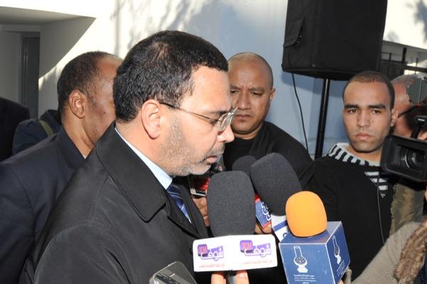 وفاة عبد الله باها.. الخلفي آخر الملتحقين