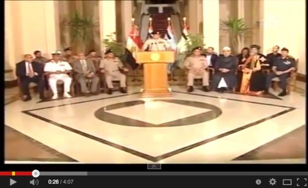 القناة الأولى ومصر.. الانقلاب على الانقلاب!!!! (فيديو)