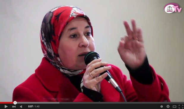 كنزة الغالي: المرأة المغربية في خطر بسبب السياسة الخوانجية لرئيس الحكومة (فيديو)