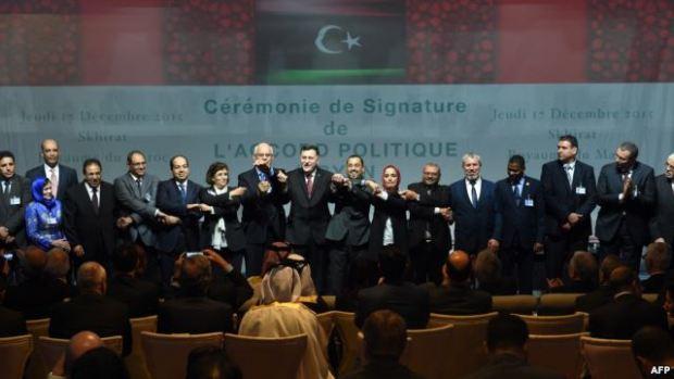 """ناشيونال إنتريست: المغرب لعب """"الدور الرئيسي"""" في إبرام اتفاق الصخيرات بين الفرقاء الليبيين"""
