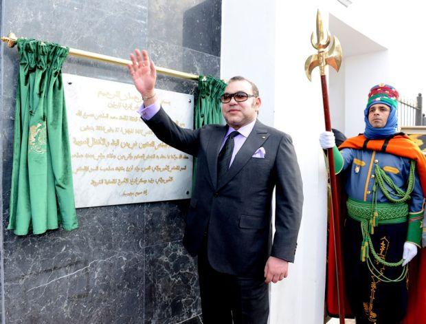 إقليم سطات.. الملك يدشن مدرسة محمد السادس للتكوين في مهن البناء والأشغال العمومية