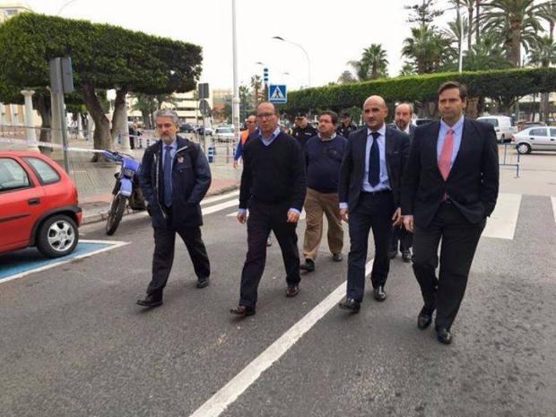 """في ظل """"شلل"""" حكومي مغربي.. الحكومة الإسبانية تتحرك في مليلية المحتلة بعد الهزات الأرضية!!"""