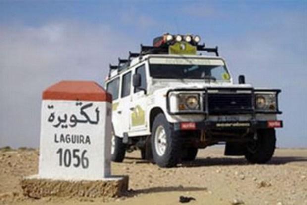 الخلفي: علم موريتاني لم يرفع في الكويرة