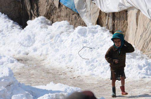ورزازات.. الثلوج تحاصر 7 دواوير والجوع يهدد السكان